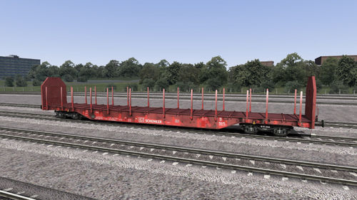 3DZug Freight Train Package